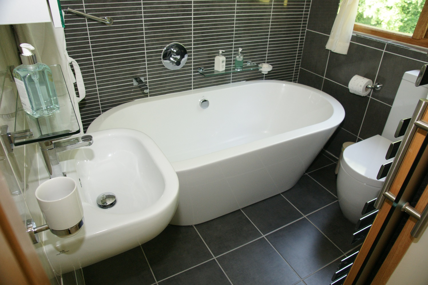 New En-suite - Lomond