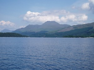 Loch Lomond, looking towards Ben Lomond